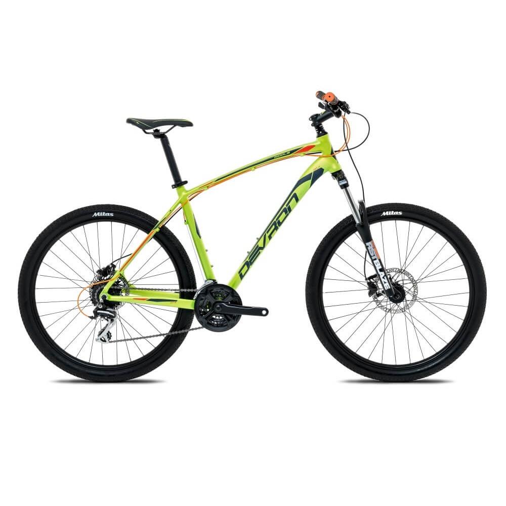 "Horský bicykel Devron Riddle H1.9 29"" - model 2017 Kiwi Madness - 19,5"" - Záruka 10 rokov"