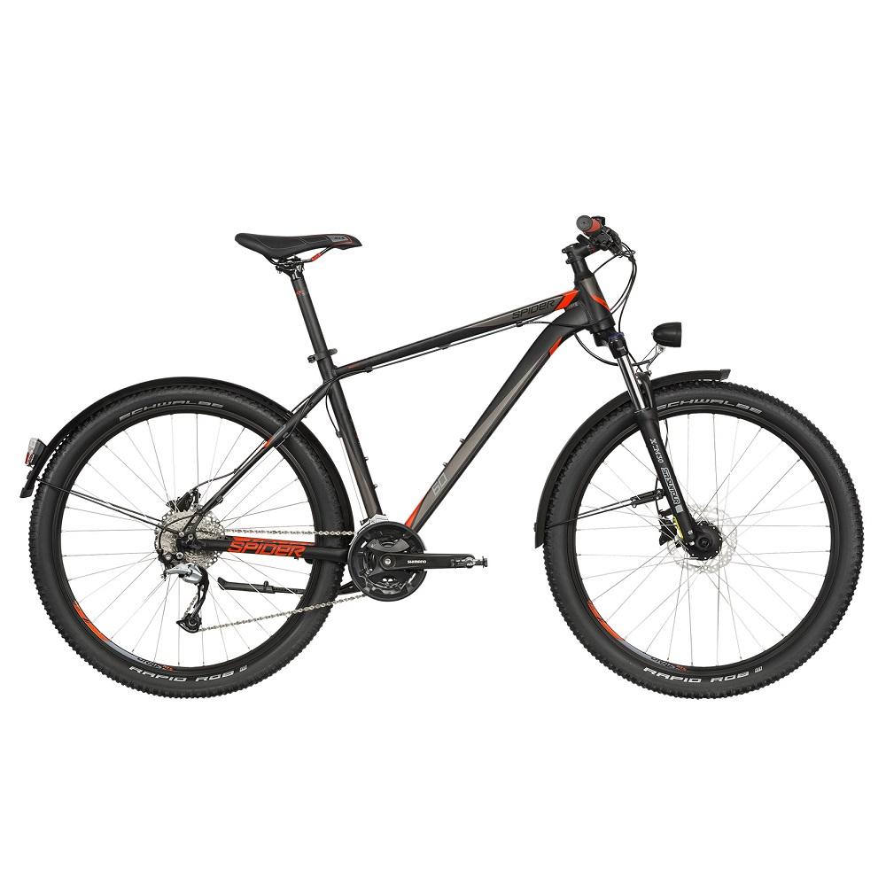 """Horský bicykel KELLYS SPIDER 60 27,5"""" - model 2019 S (17'') - Záruka 10 rokov"""