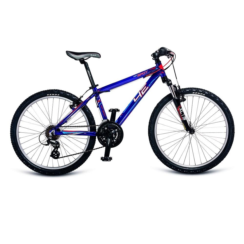 Juniorský bicykel 4EVER Hot Spot 24