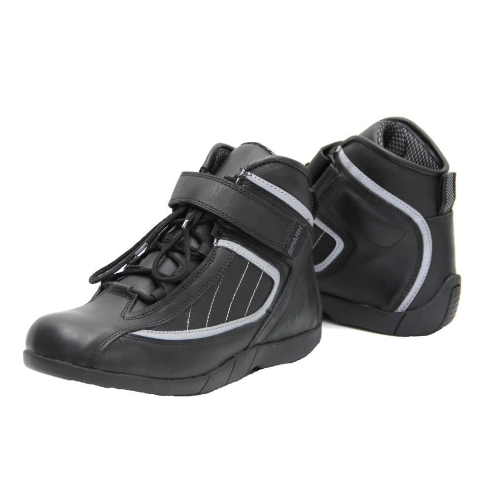 c60af1881a Cestovné moto topánky Spark Urban čierna - 42