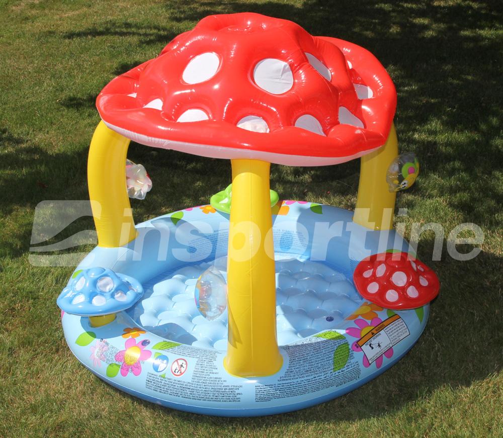 Detský bazén Intex Muchotrávka