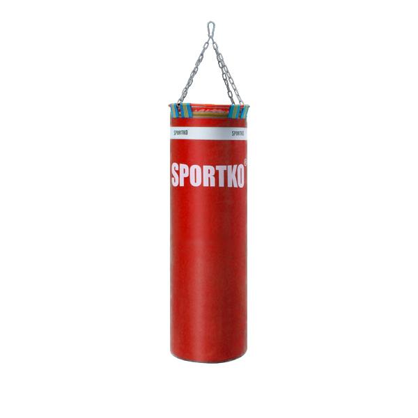 Boxovacie vrece SportKO Elite MP22 35x110 cm červená
