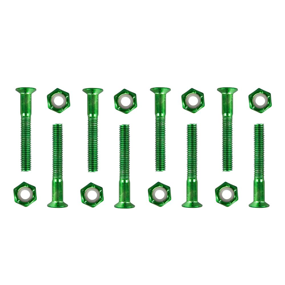 Podvozkové skrutky 5x35 mm zelená
