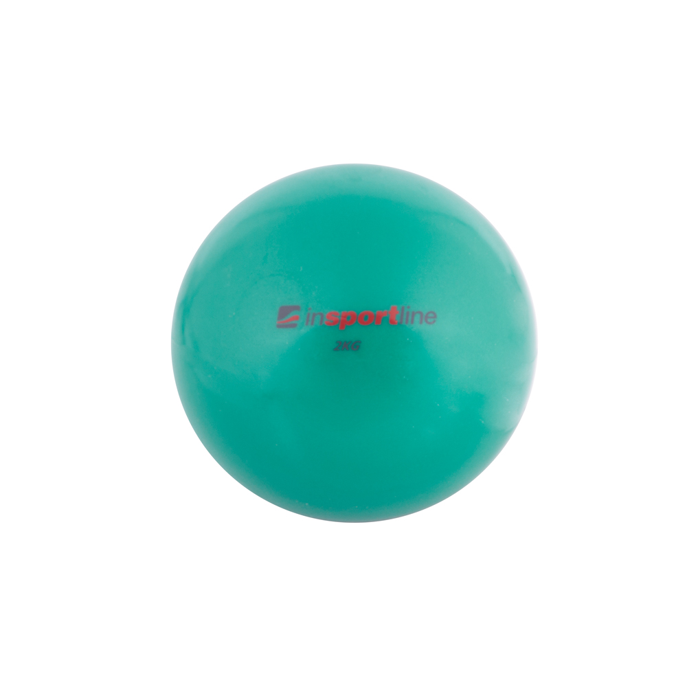 Joga lopta inSPORTline Yoga Ball 2 kg