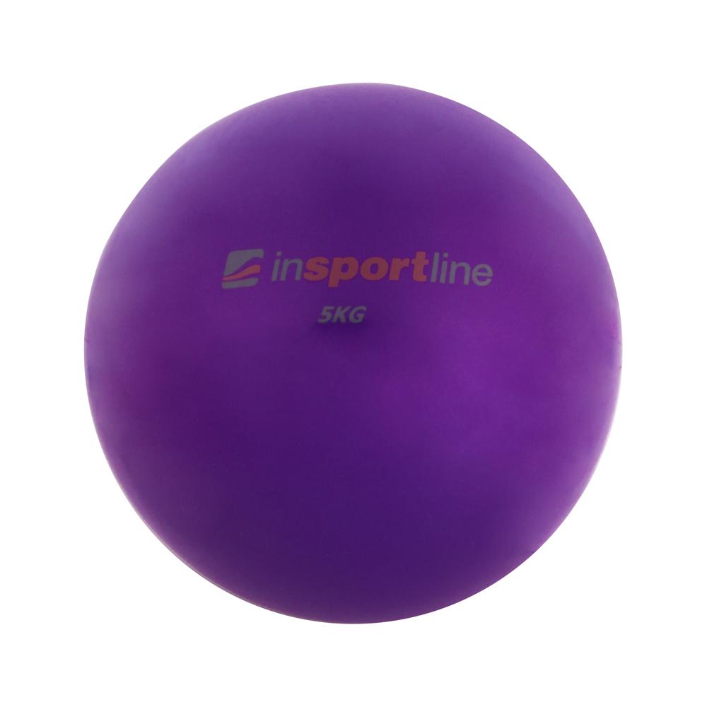 Joga lopta inSPORTline Yoga Ball 5 kg
