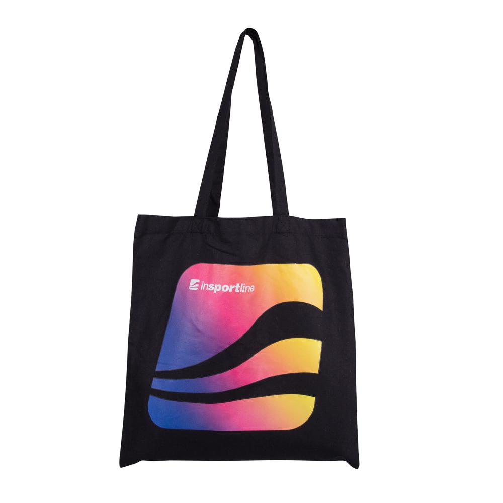 Plátenná taška inSPORTline Toloren čierna