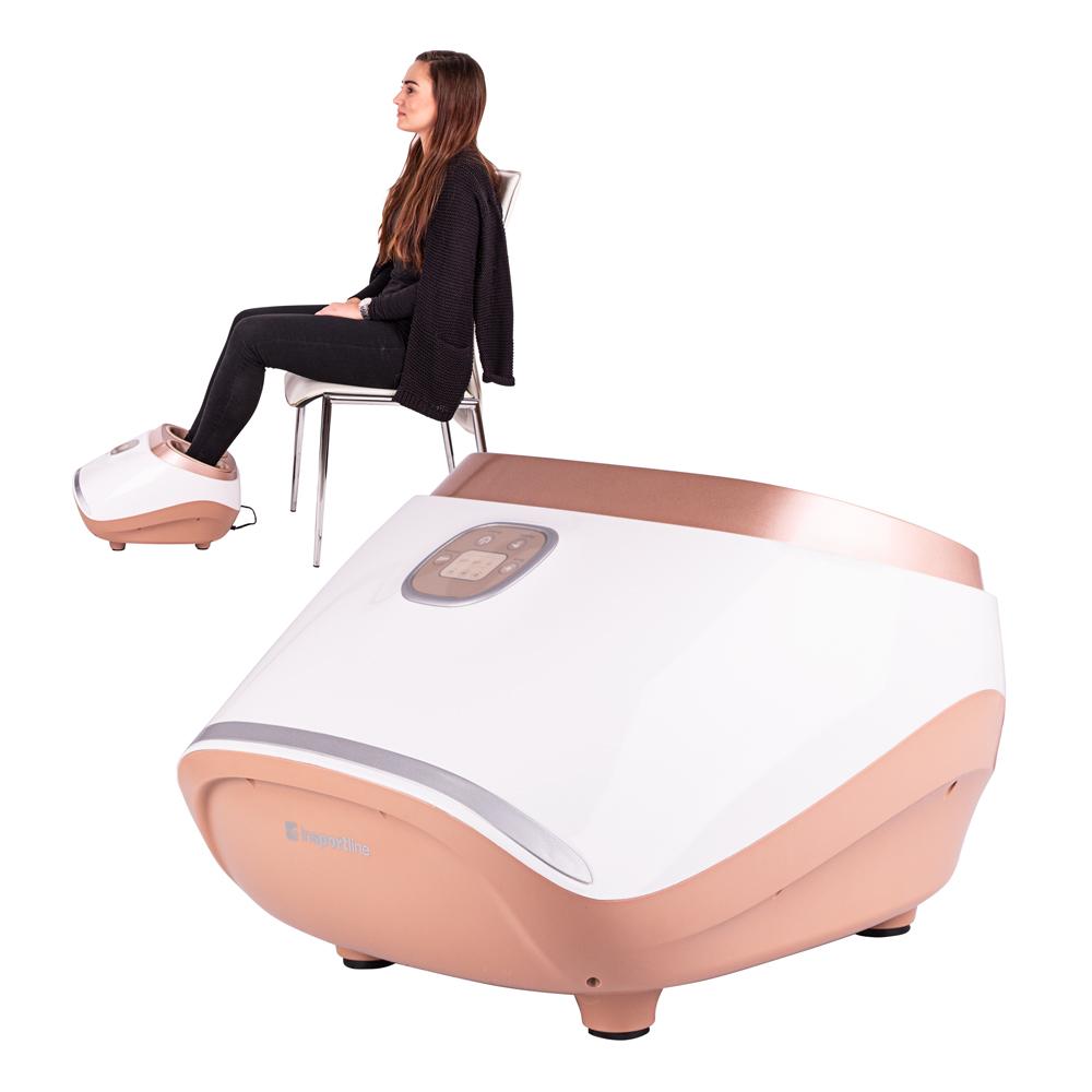 Masážny prístroj na nohy inSPORTline Gurinno