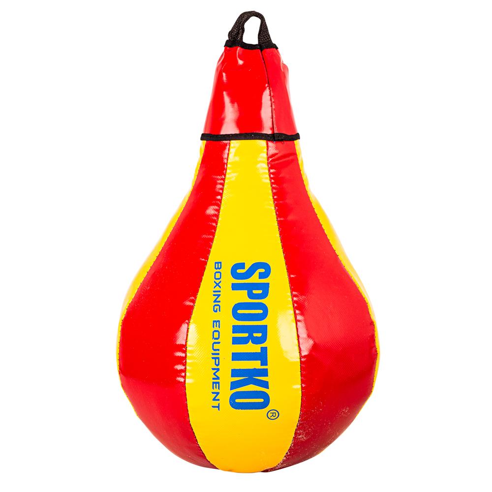 Boxovacie vrece SportKO GP1 červeno-žltá