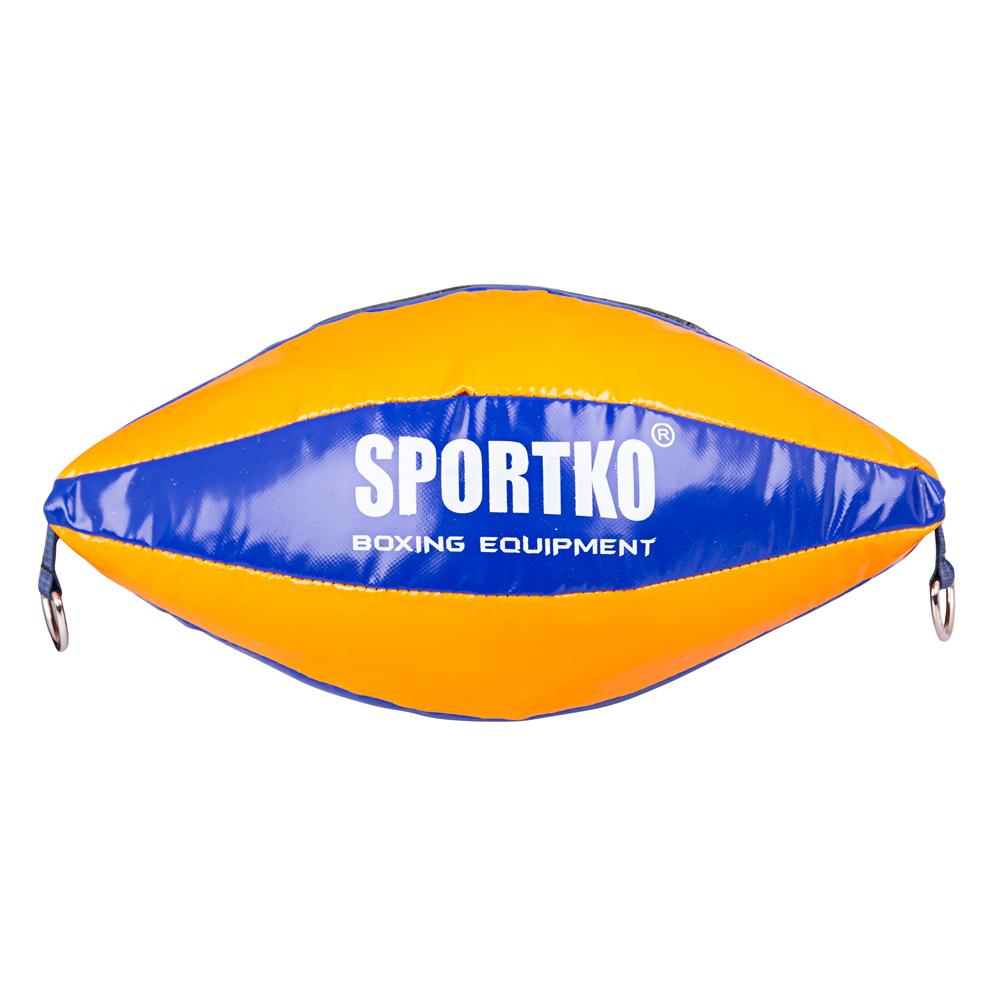 Boxovacie vrece SportKO GP2 oranžovo-modrá