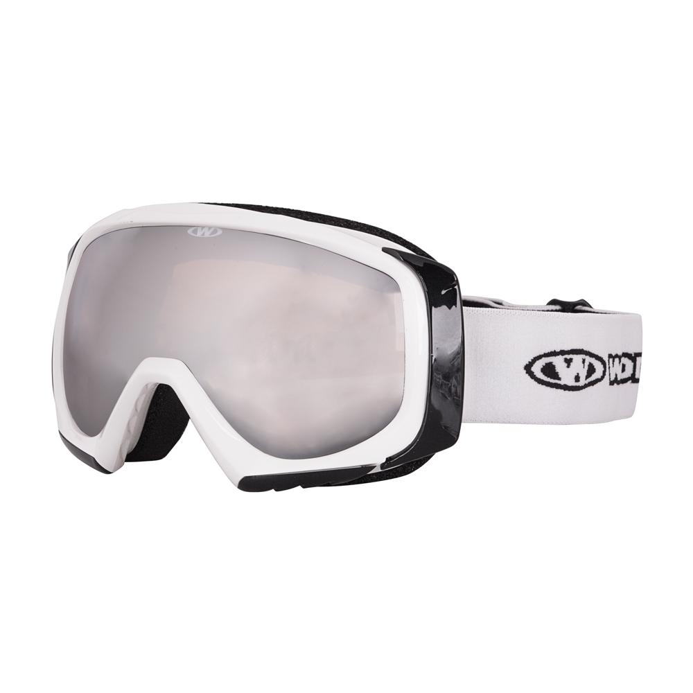Lyžiarske okuliare WORKER Hiro biela