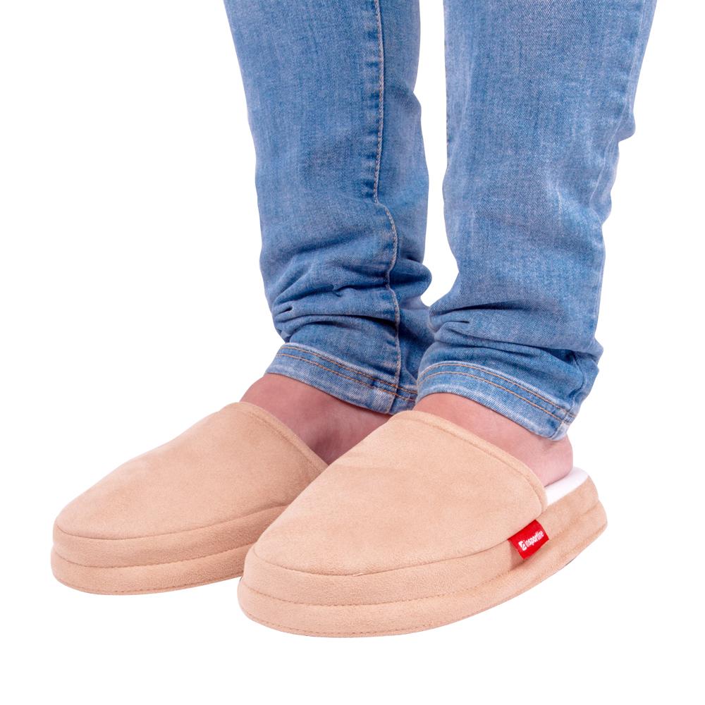 Masážne papuče inSPORTline Warmo S/M