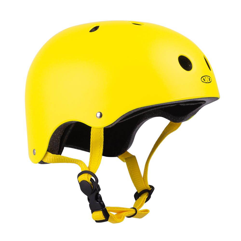Freestyle prilba WORKER Neonik žltá - S (52-55)