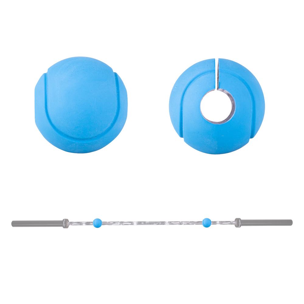 Úchopy na činku inSPORTline Gripes Ball