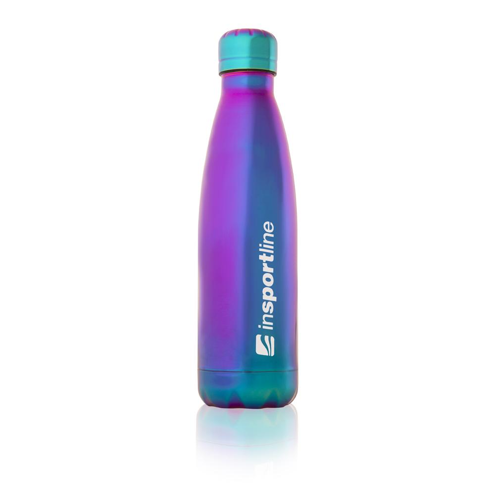Outdoorová termo fľaša inSPORTline Laume 0,5 l blue