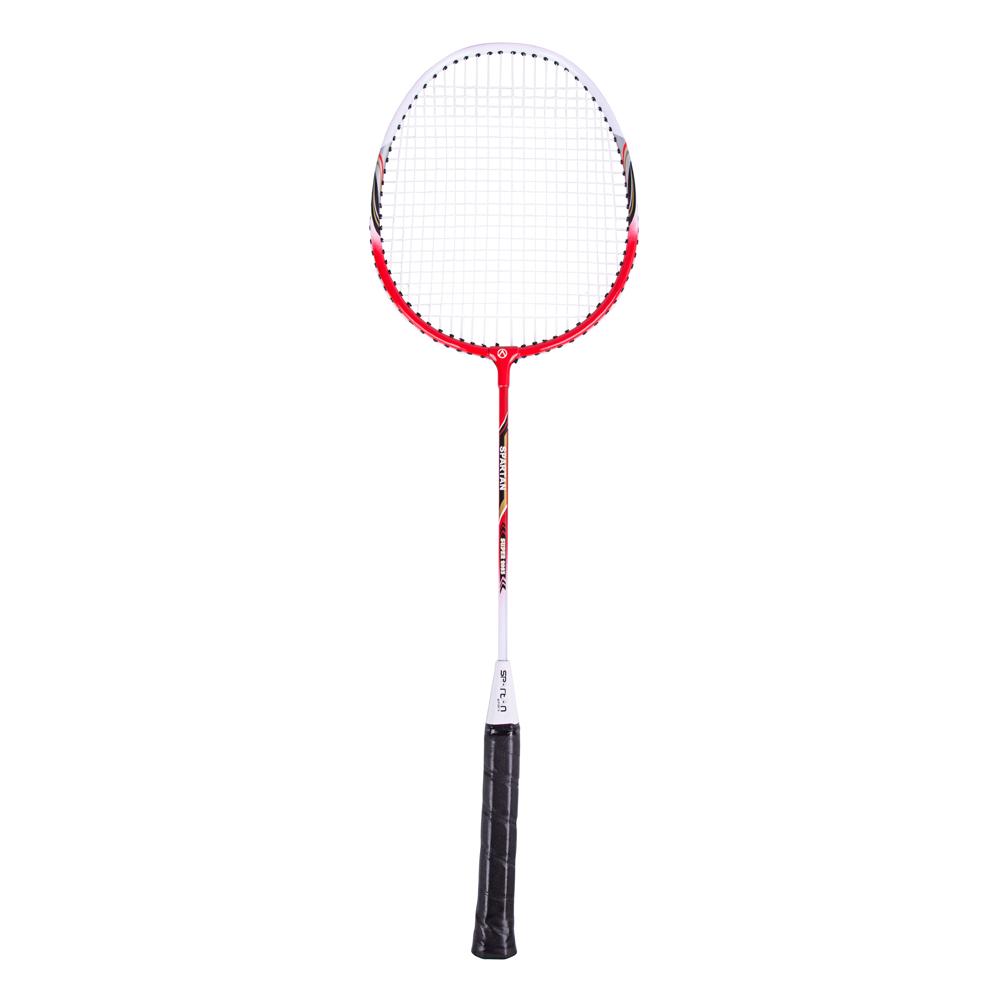 Badmintonová raketa SPARTAN JIVE biela