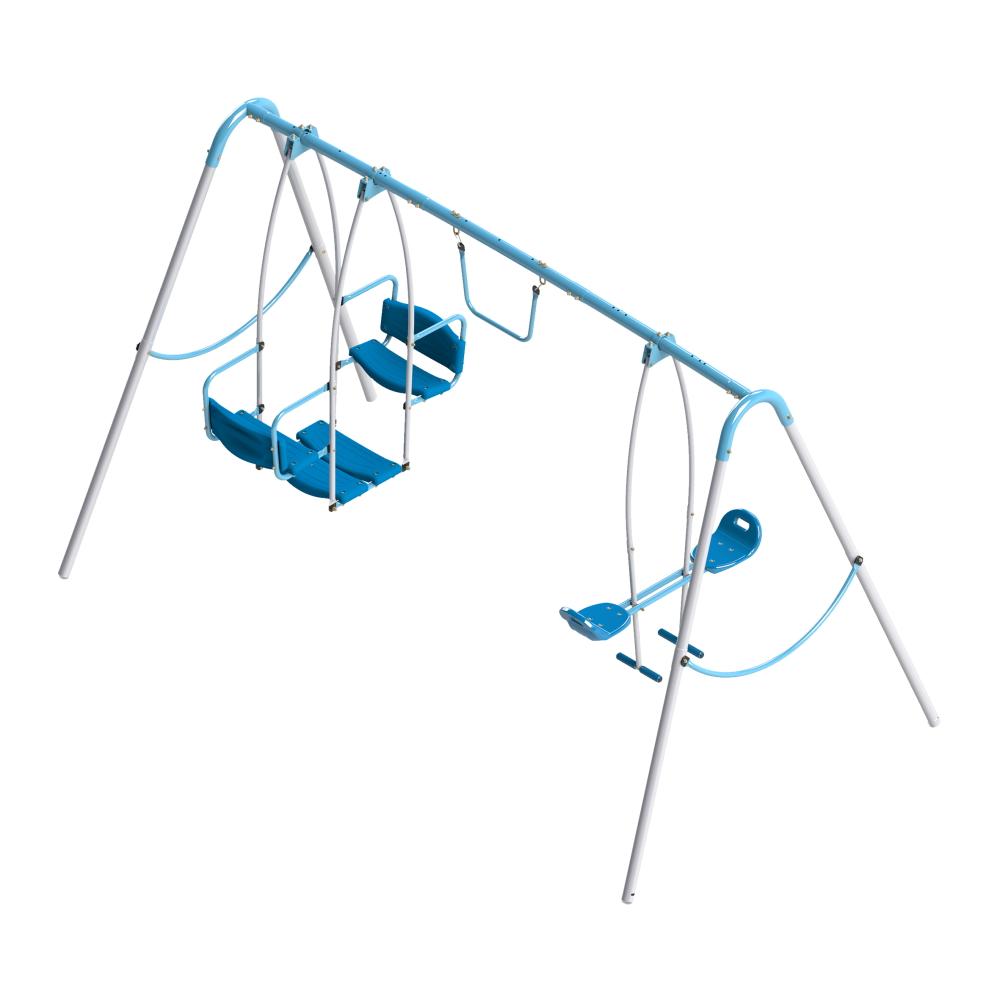 Detská záhradná húpačka Triple Swing