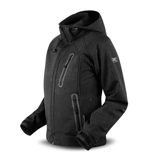 Dámska softshell bunda Trimm MATRA L