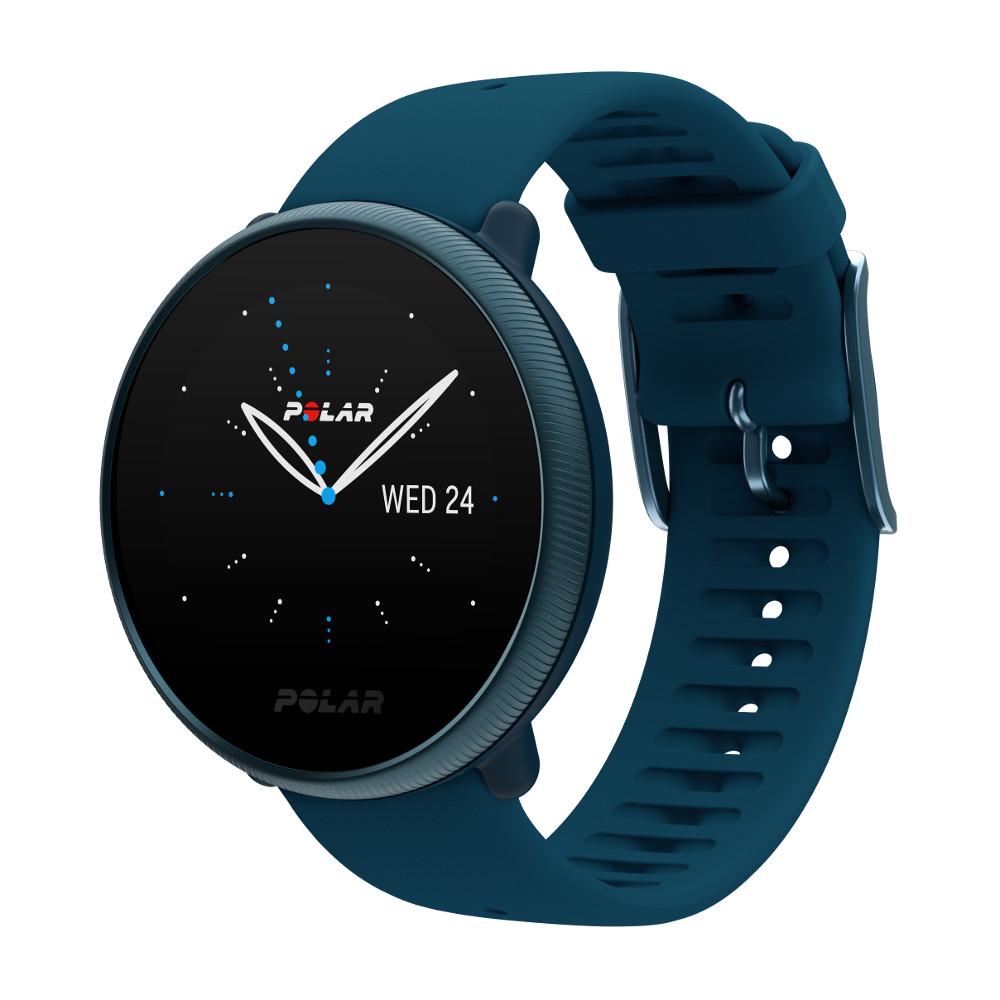 Športové hodinky Polar Ignite 2 tmavo modrá