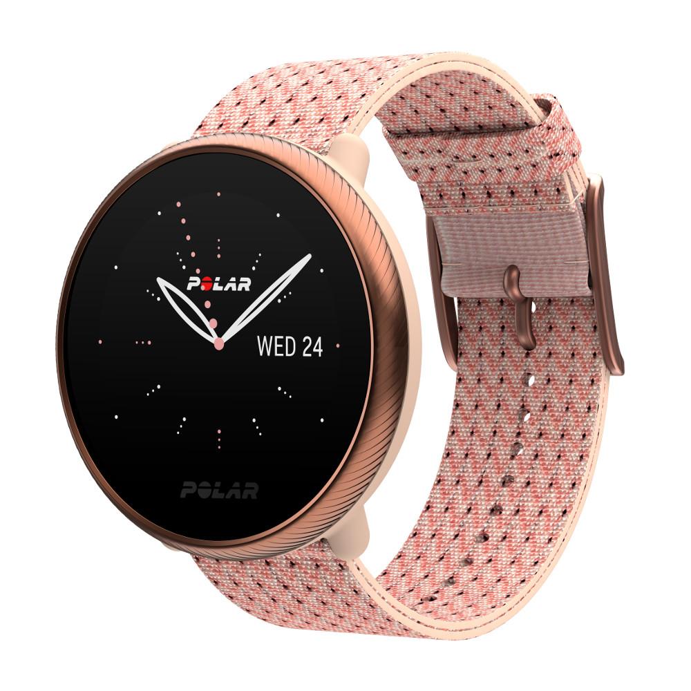 Športové hodinky Polar Ignite 2 ružová