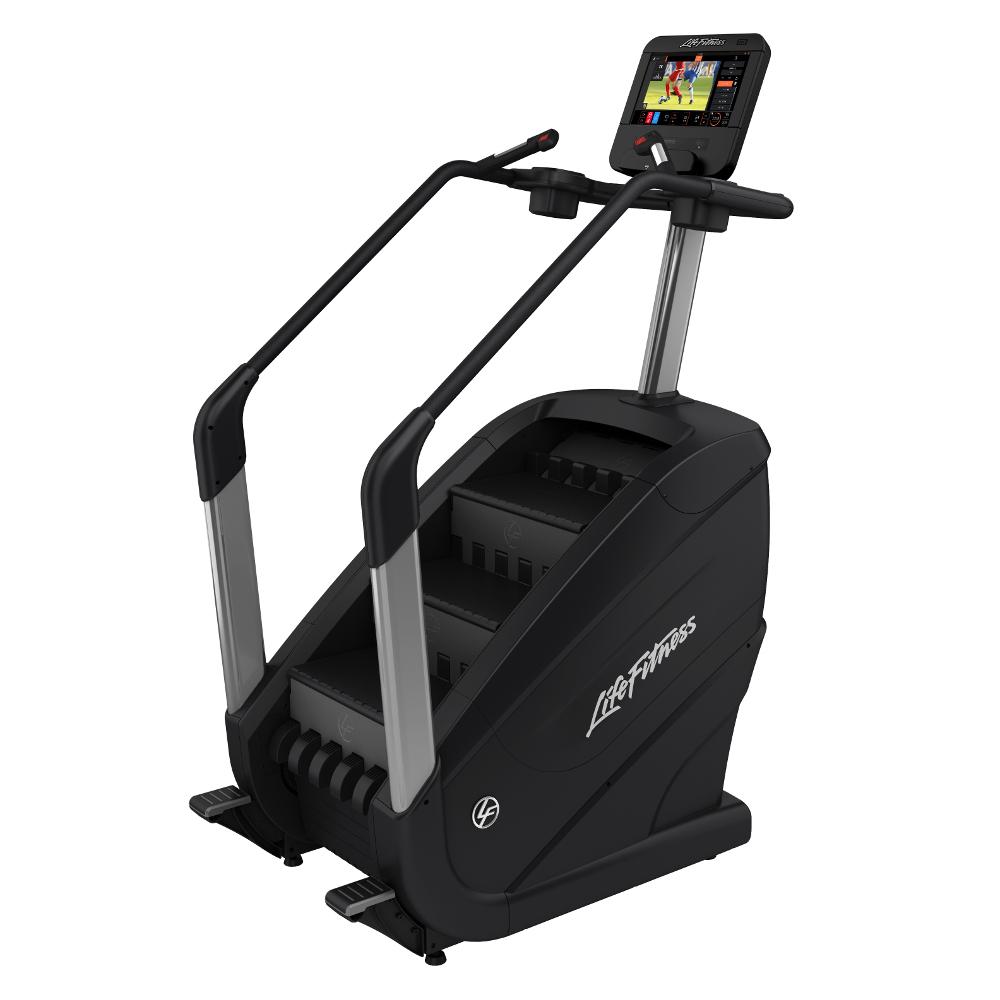 Fitness schody Life Fitness Integrity PowerMill Climber Discover ST - Montáž zadarmo + Servis u zákazníka