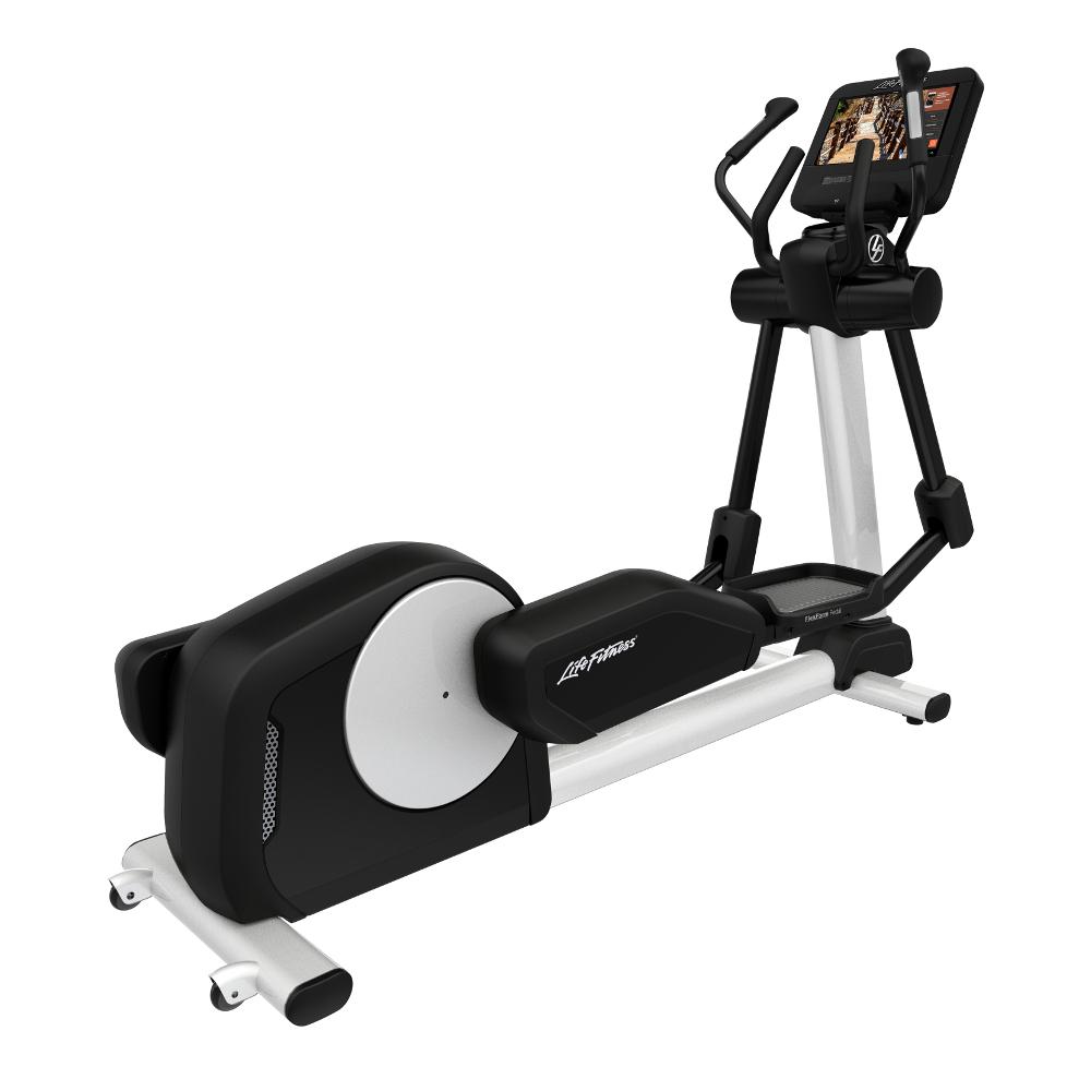 Eliptický trenažér Life Fitness Integrity D Base Discover SE3HD - Montáž zadarmo + Servis u zákazníka