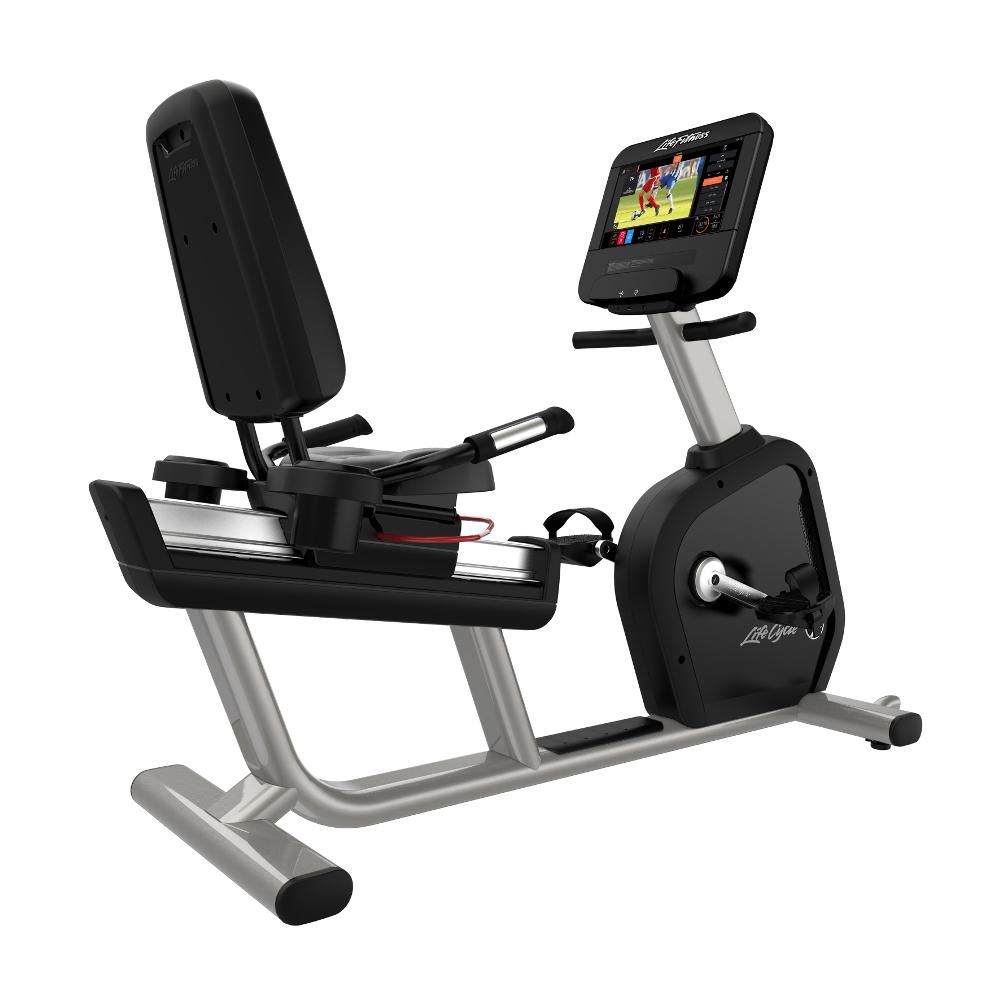 Recumbent Life Fitness Integrity D Base Discover ST - Montáž zadarmo + Servis u zákazníka