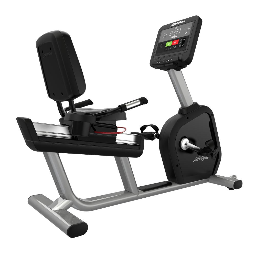 Recumbent Life Fitness Integrity S Base C - Montáž zadarmo + Servis u zákazníka