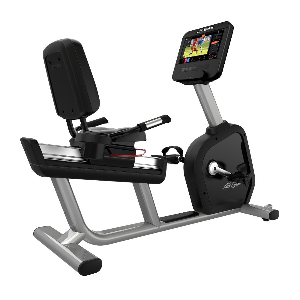 Recumbent Life Fitness Integrity S Base Discover ST - Montáž zadarmo + Servis u zákazníka
