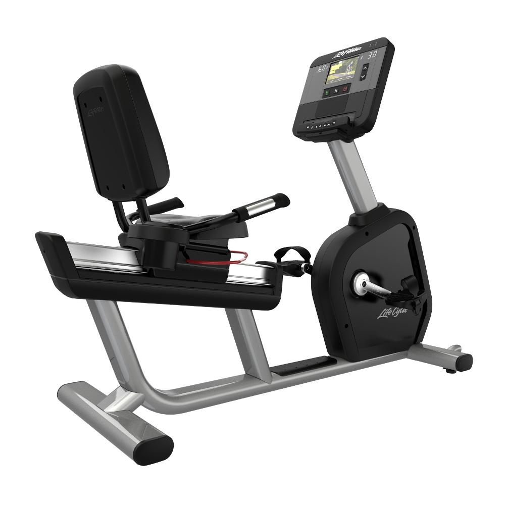 Recumbent Life Fitness Integrity S Base X - Montáž zadarmo + Servis u zákazníka