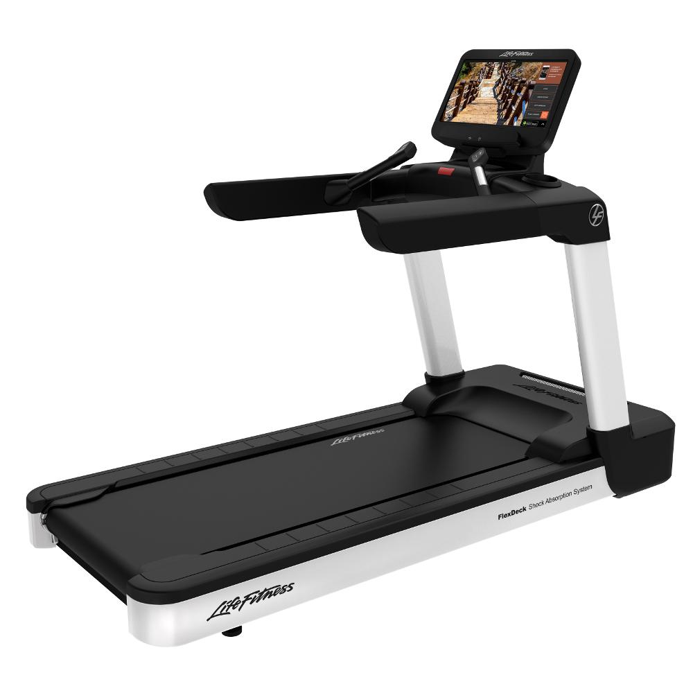 Bežecký pás Life Fitness Integrity D Base Discover SE3HD - Montáž zadarmo + Servis u zákazníka