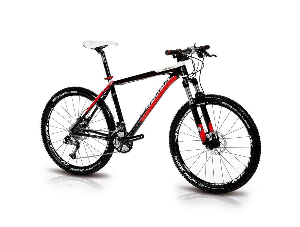 Horský MTB bicykel 4EVER INTTRA Disc
