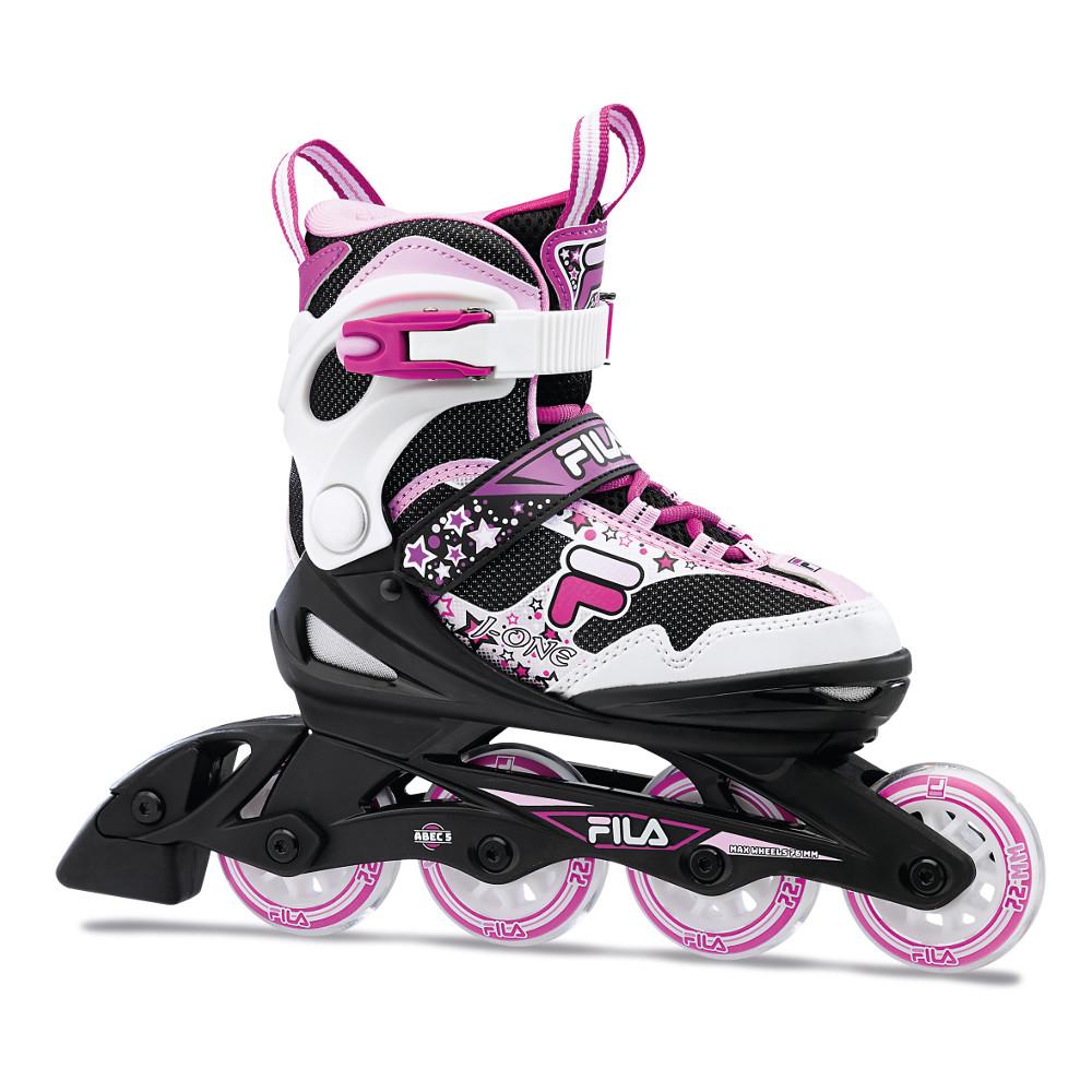 Detské kolieskové korčule FILA J-One Girl 2020 S (28-32)