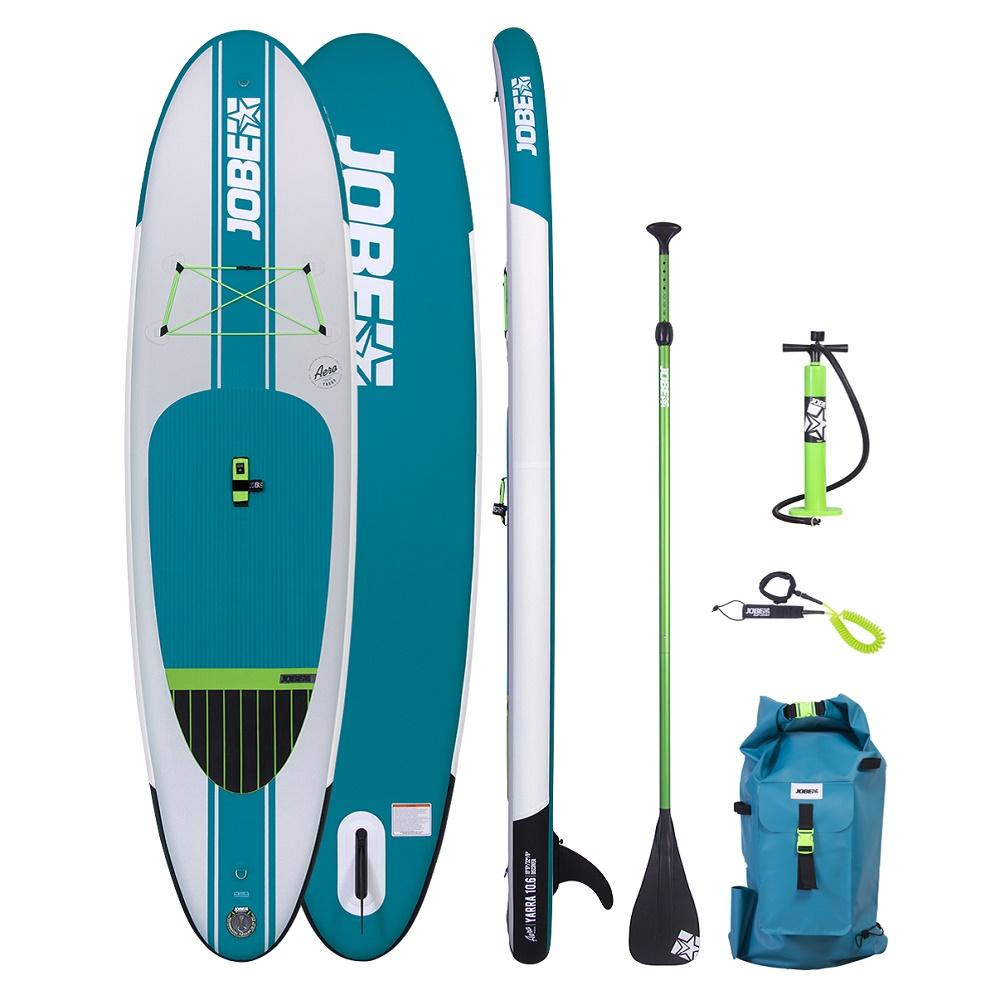 Paddleboard s príslušenstvom Jobe Aero SUP Yarra 10.6