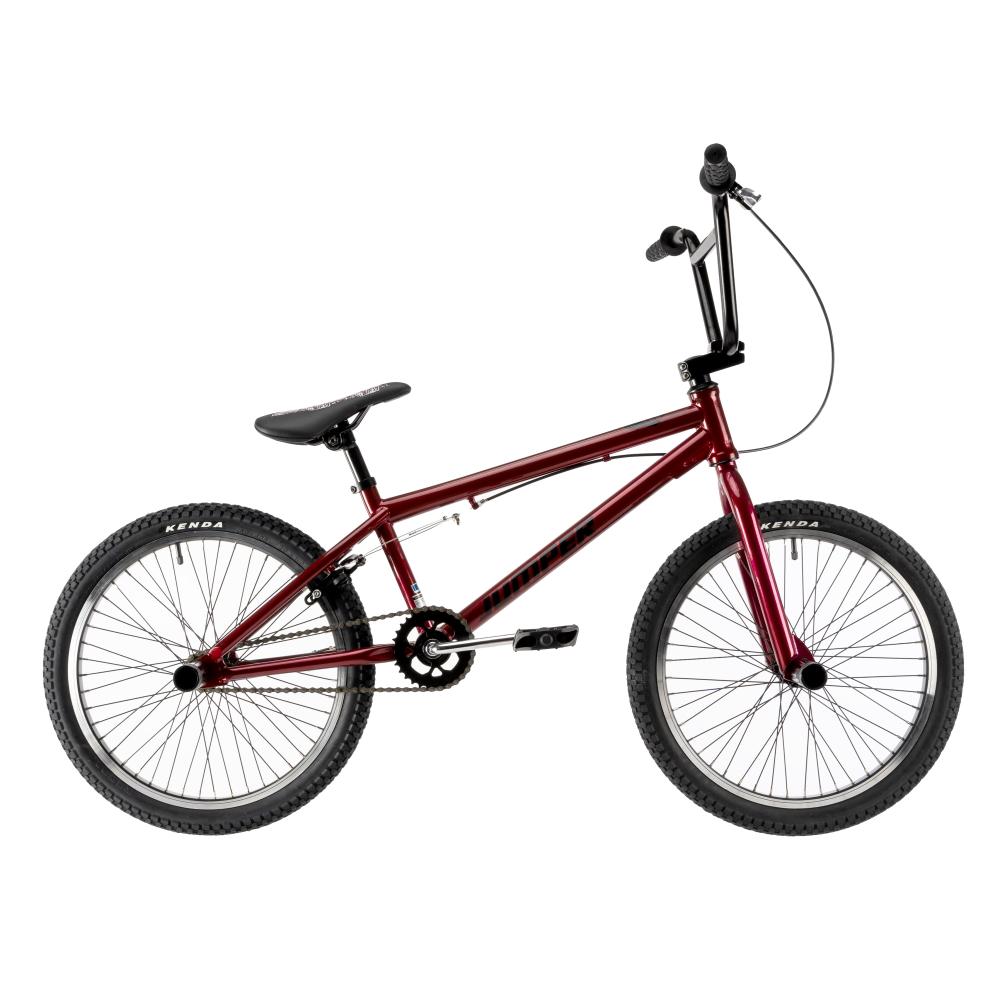"Freestyle bicykel DHS Jumper 2005 20"" - model 2021 Purple - Záruka 10 rokov"