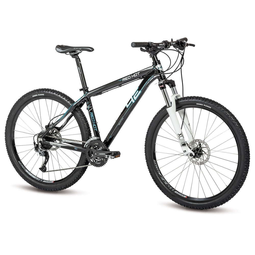 """Horský bicykel 4EVER Red-Hot Disc 27,5"""" - model 2015"""