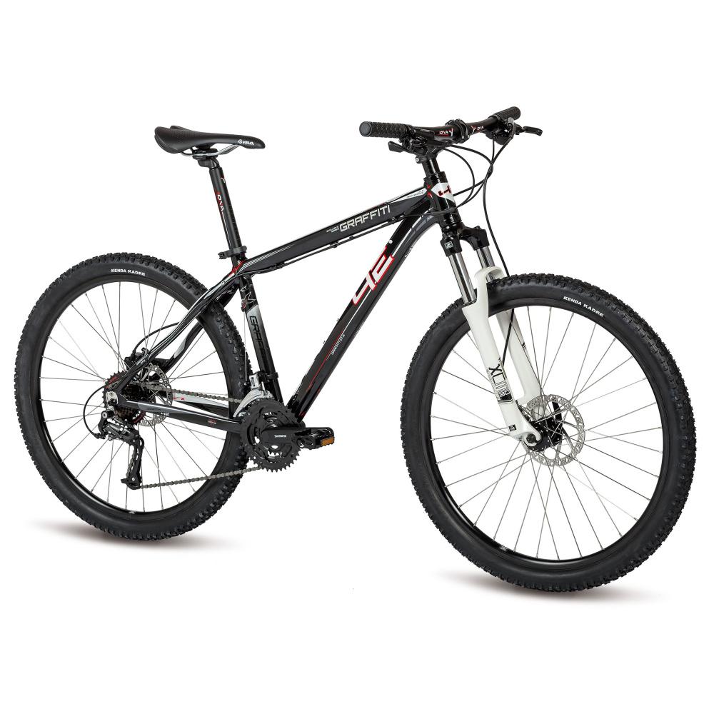 "Horský bicykel 4EVER Graffiti Disc 27,5"" - model 2015"