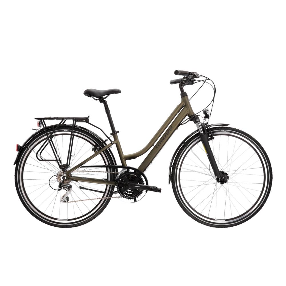 Dámsky trekingový bicykel Kross Trans 3.0 28
