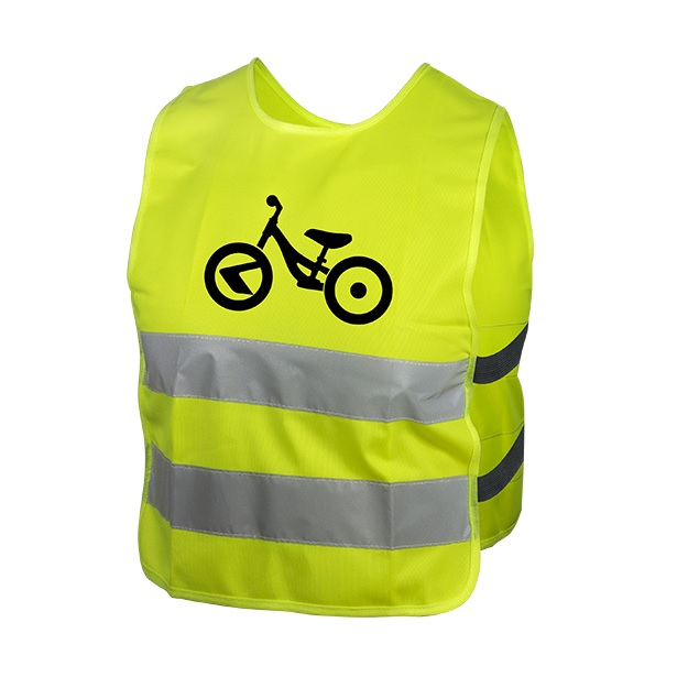 Detská reflexná vesta Kellys Starlight Bicykel - XS