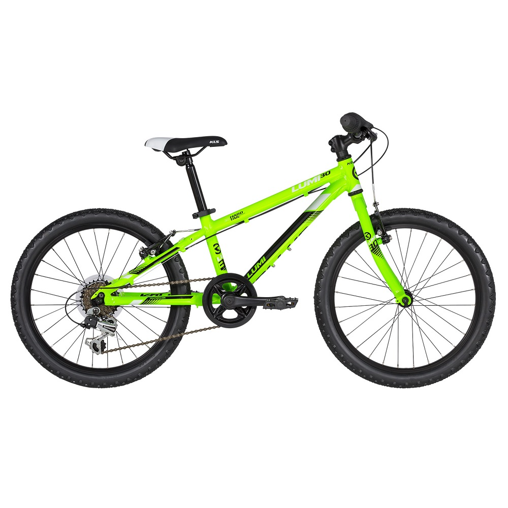 "Detský bicykel KELLYS LUMI 30 20"" - model 2019 Green - Záruka 10 rokov"