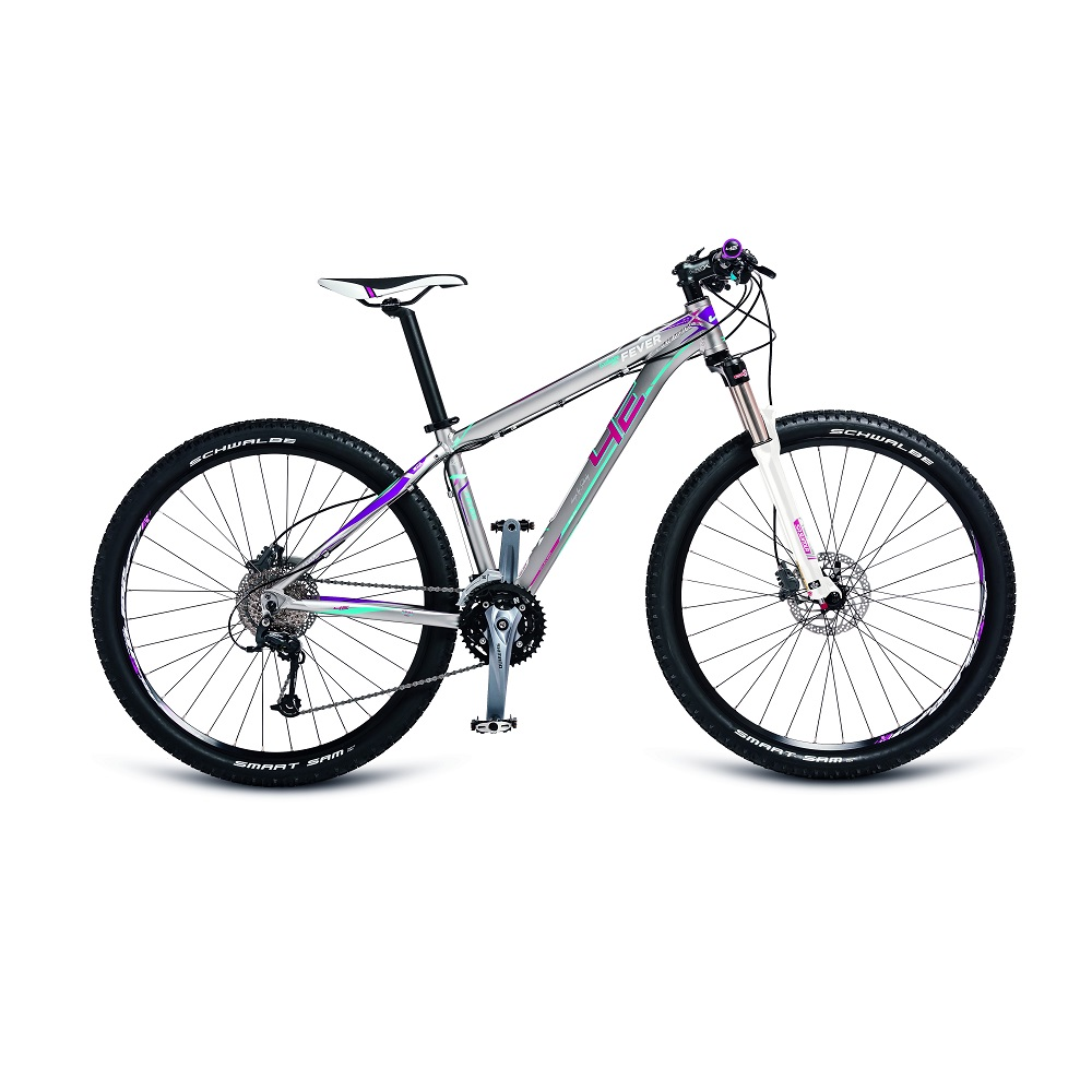 Dámsky horský bicykel 4EVER Fever Lady 27,5'' - model 2017