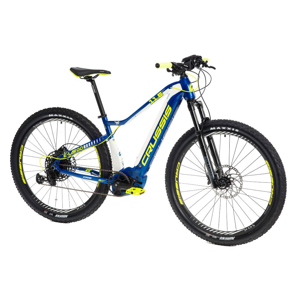 "Horský elektrobicykel Crussis e-Largo 11.6 - model 2021 17"" - Záruka 10 rokov"
