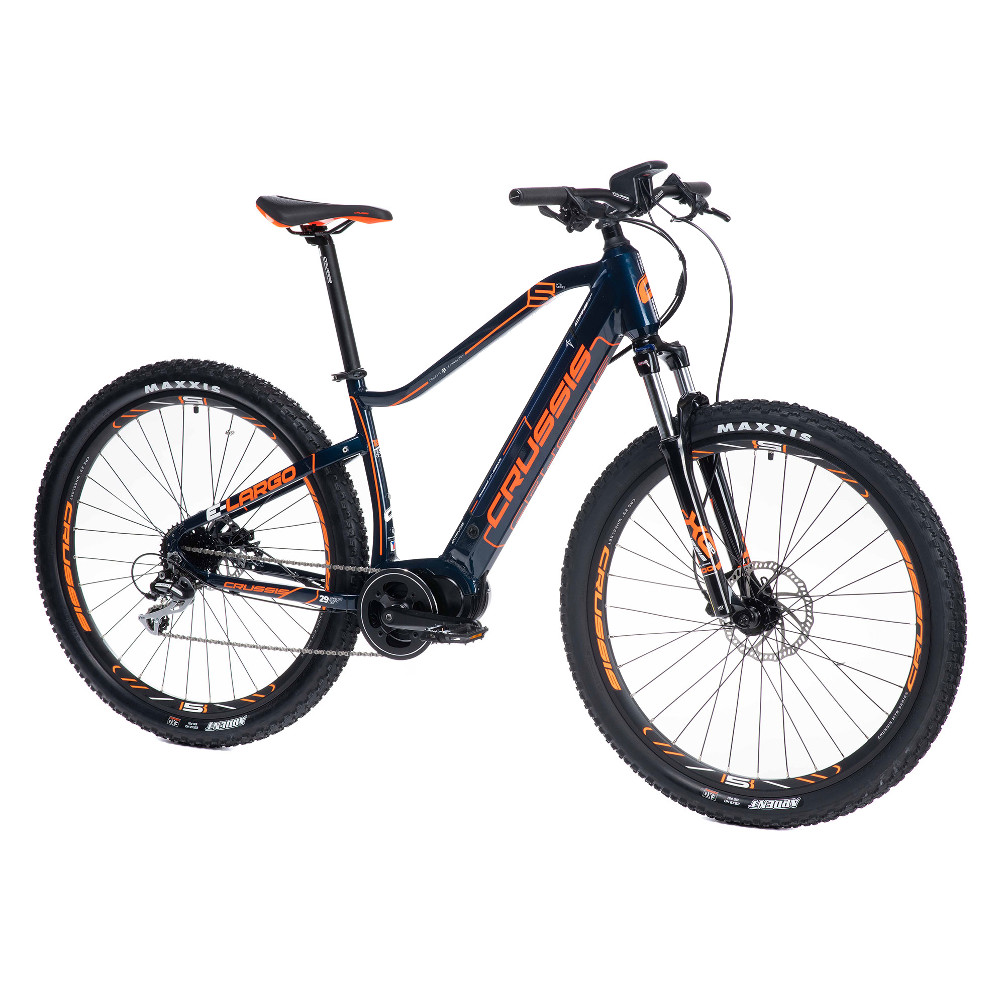 "Horský elektrobicykel Crussis e-Largo 5.6 - model 2021 18"" - Záruka 10 rokov"