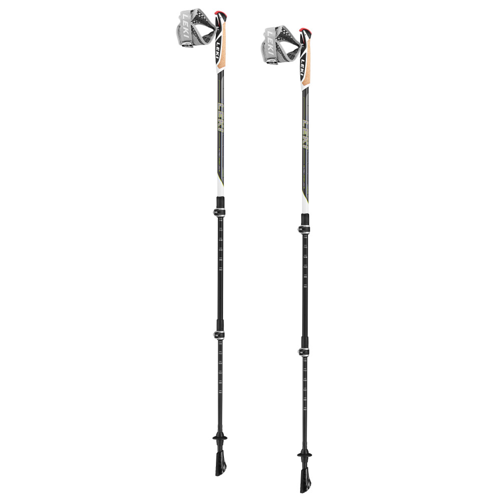 Nordic Walking palice Leki Traveller Carbon 2020