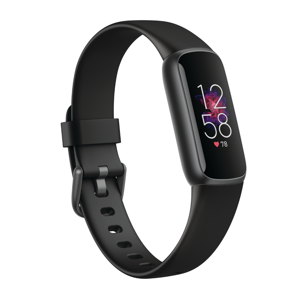 Fitness náramok Fitbit Luxe Black/Black