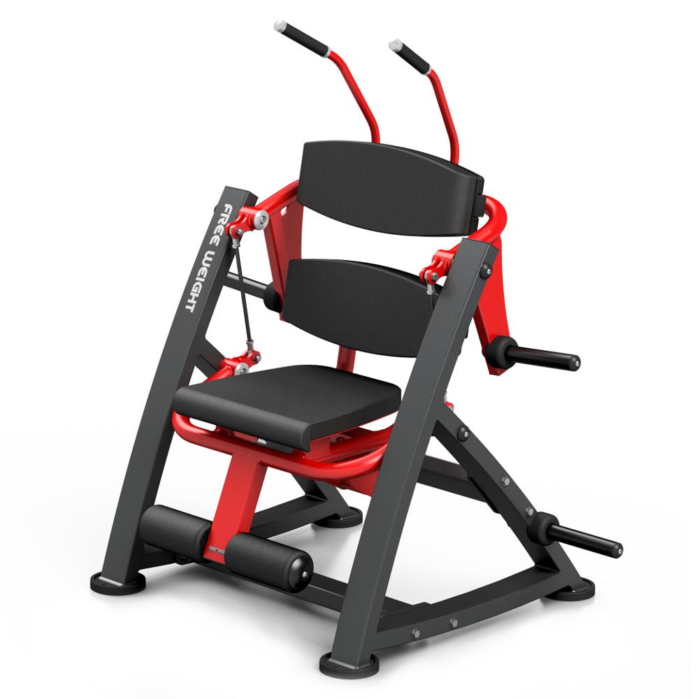 Posilňovací stroj na brušné svaly Marbo Sport MF-U015 čierna