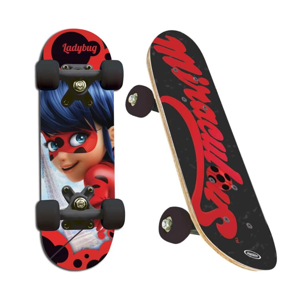 Skateboard Mini Board Miraculous