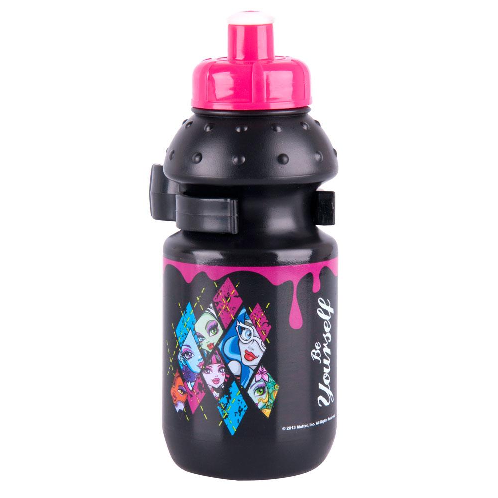 Plastová fľaša s držiakom Monster High