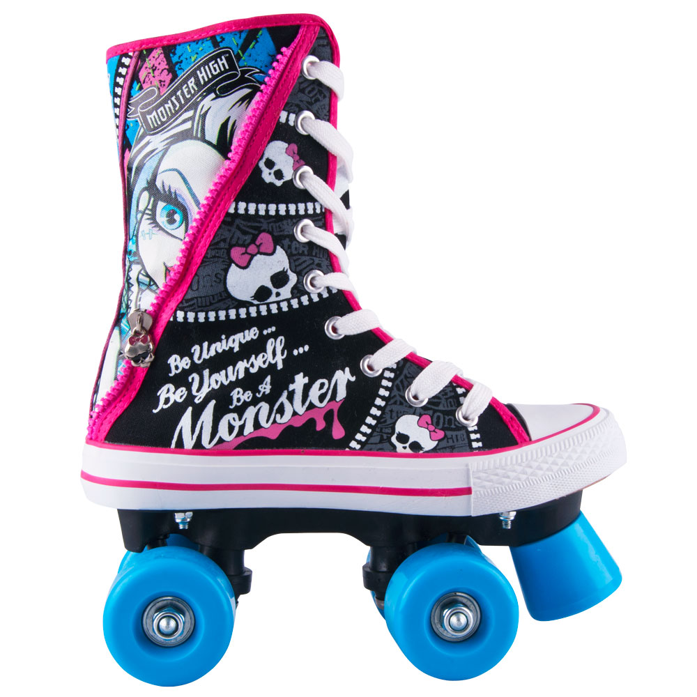 Detské kolieskové korčule Monster High