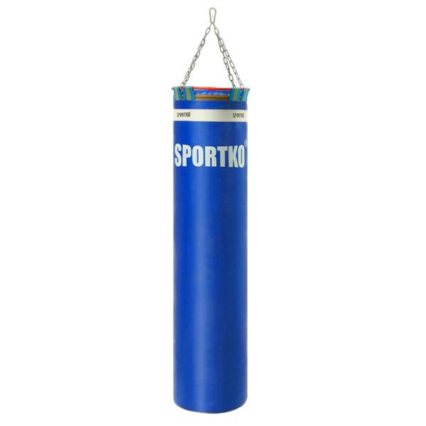 Boxovacie vrece SportKO MP05 35x150 cm modrá