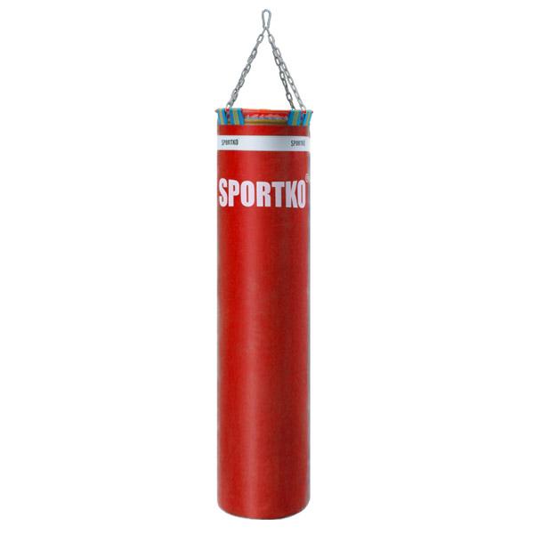 Boxovacie vrece SportKO MP05 35x150 cm červená